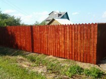 строить забор, ограждение город Абакан