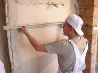 ремонт стен Абакан