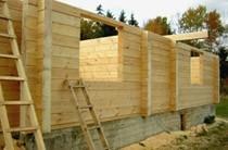 строительство домов из бревен Абакан