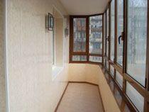 Ремонт балкона в Абакане. Ремонт лоджии
