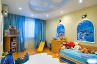 Отделка детской комнаты в Абакане