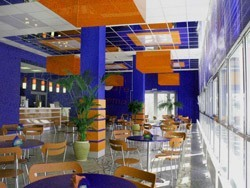 отделка кафе, ресторанов в Абакане