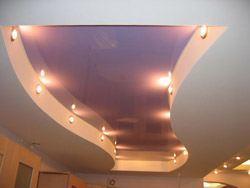 Ремонт и отделка потолков в Абакане. Натяжные потолки, пластиковые потолки, навесные потолки, потолки из гипсокартона монтаж