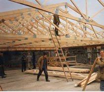 Строительство крыш в Абакане и пригороде