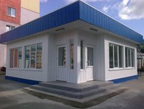 Строительство магазинов в Абакане и пригороде